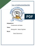 Bibliografia Bases Digitales