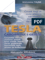 Aleksandar Milinkovic - Tesla, Carobnjak i Genije