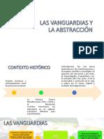 Las Vanguardias y la abstraccion (Arquitectura)