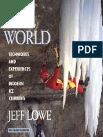 Jeff Lowe - Ice World
