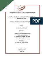 EJERCICIOS Intervalos de Media (1)