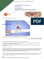 Elegibilidade PMP - 10 Dicas Para a Sua Não Ser Rejeitada! _ Blog Da Projectlab