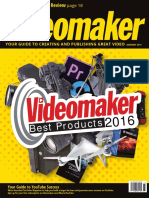 Videomaker - Vol. 31 No. 07 [Jan 2017]
