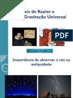 Leis de Kepler e Gravitacao-Caren