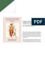 Origin and Development of Dattatreya Worship in India
