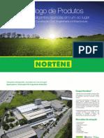 Catalogo-nortene Brasil Lona Plastica y Tela Para Acuicultura