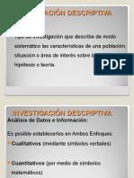 Investigacion Descriptiva