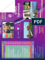 Qafqaz Univesitesi Broshur 2010 Turkiye Yeni