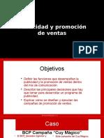 Diapositivas Semana 11 y 12 de Marketing II