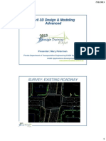 C3D Design and Model Advanced