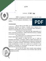 María Eugenia Vidal aumentó por decreto los fondos para asesores