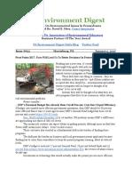 Pa Environment Digest Jan. 2, 2017