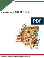 Gases de Escape Diesel