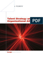 Talent Strategy and Organizational Alignment Brochure