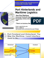 Ch7 Port Hinterlands Logistics