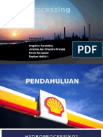 Hydroprocessing and Resid Processing - Pengolahan Minyak Bumi Kelompok 6 - PPT