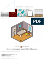 How to Create a Pixel Room in Adobe Photoshop