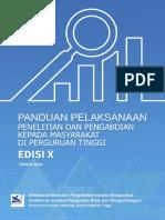 2016 Edisi X Panduan Pelaksanaan Penelitian dan PPM.pdf