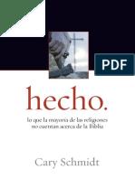 Hecho_ Lo Que La Mayoria de Las - Cary Schmidt