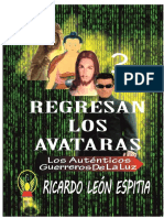 Regresan Los Avatars