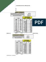 Elaboracion de Briquetas de HMA