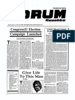 The Forum Gazette Vol. 3 No. 21 November 5-19, 1988