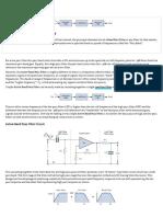 Active Band Pass Filter - Op-amp Band Pass Filter.pdf
