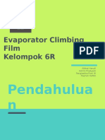 Praktikum UOP 2- PPT Evaporasi - 6R