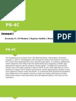 Teknik Reaksi Kimia 2 - PPT TRK Soal 8-4C Gabungan