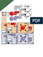 Star Wars d6 - Blueprints - Deckplan Tiles