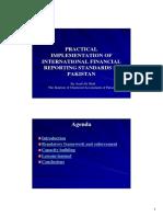 Pakistan IFRS