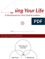 Hive Designing Your Life Workbook - August 2015 (1)