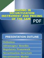 Presentationon on Securitization