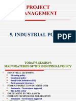 l5 Industrial Policy