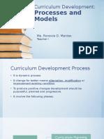LESSON 3 Curriculum Development