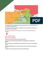 Bengali Rohingya Terrorists Movement
