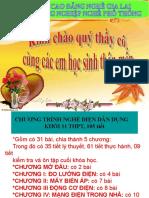 Thuc Hanh Lap Dat Mach Dien Trong Nha