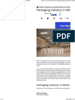 Packaging Industry in Morbi, Packaging of Goods in Morbi