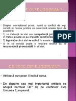Pp 7 Conflicte de Legi in Materia Contractelor