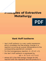 Principles of Extraction