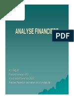Analyse Financiere Syllabus