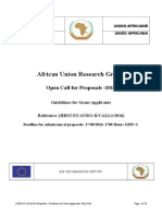 30305-Wd-guidelines for Applicants - Aurg-II 1st Call for Proposal