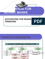Accounting for Musharakah
