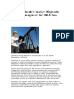 Why You Should Consider Diagnostic Surface Management for Oil