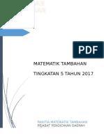 RPT ADD MATH T5