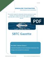 newsletter siemensbangaloretoastmastersclub pdf