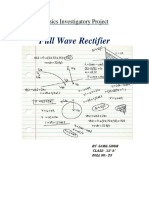 Revised Full Wave Rectifier
