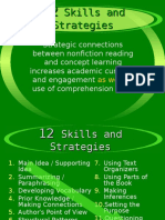 12 Reading Strategies