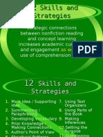 12 Reading Strategies