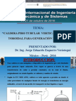 Presentacion Congreso Internacional 2016